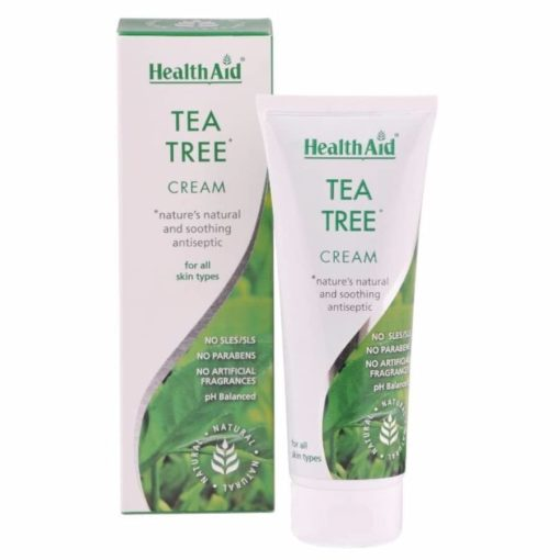 HealthAid Tea Tree Cream