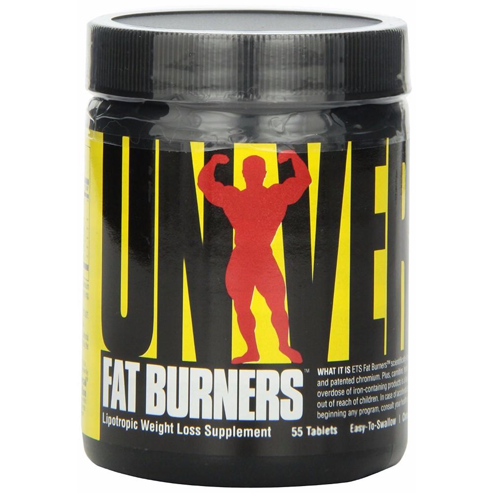 Universal Nutrition Fat Burner 55 tabs - nutrabay.com