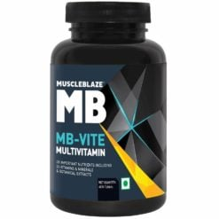 MuscleBlaze MB-Vite MultiVitamins