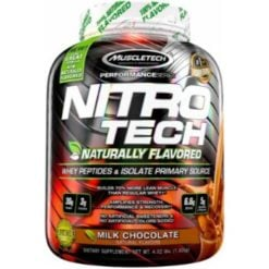 MuscleTech NitroTech Performance Series Naturally Flavored