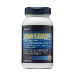 GNC Triple Strength Omega Complex