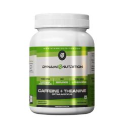 Dynami Nutrition Caffeine+Theanine