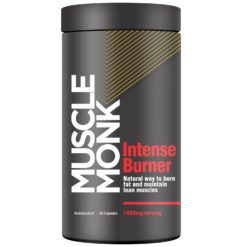 Muscle Monk Intense Burner - Natural way to Burn Fat & maintain Lean Muscles
