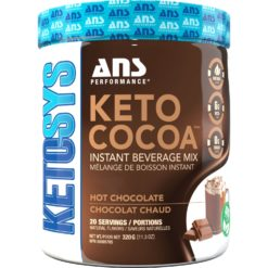 ANS Performance KETO COCOA - Instant Hot Choc